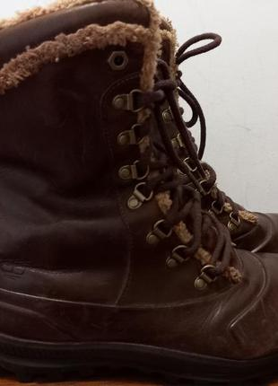 Timberland mount holly waterproof ботинки термоботинки 37-38 р. 24 см1 фото