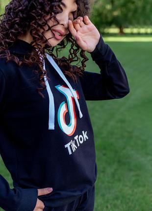 Спортивный костюм tik tok. есть другие расцветки2 фото