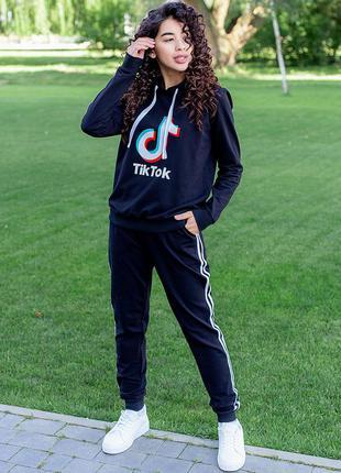 Спортивный костюм tik tok. есть другие расцветки4 фото