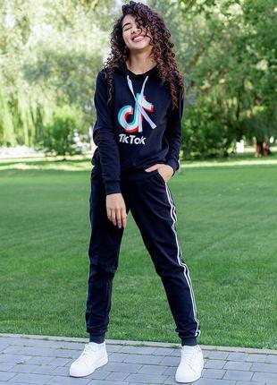 Спортивный костюм tik tok. есть другие расцветки1 фото
