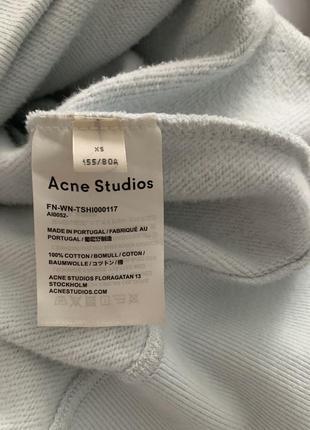 Hoodie acne studios4 фото