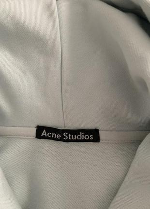 Hoodie acne studios3 фото