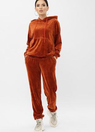 Скидка!!! мягкий велюровый костюм * отличное качество3 фото