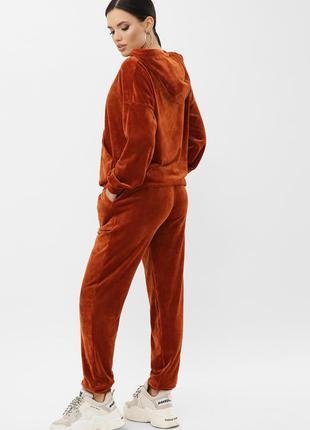 Скидка!!! мягкий велюровый костюм * отличное качество2 фото
