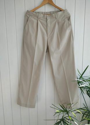Суперовые штанишки из плащевки, разрер l/xl