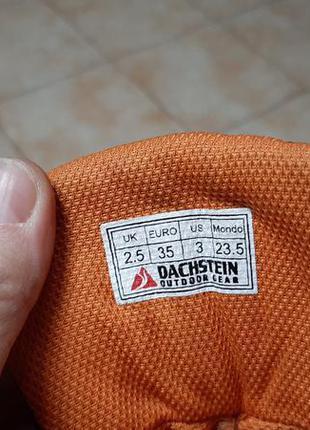 Трекинговые кроссовки,ботинки dachstein (дачштайн) hike tex8 фото