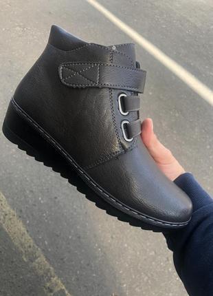 Ботинки женские1 фото