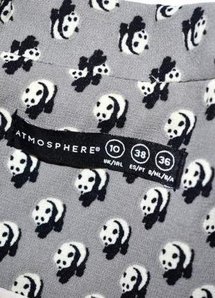 Sale atmosphere стильный жакет с пандами без застежек ,жакет легкий5 фото