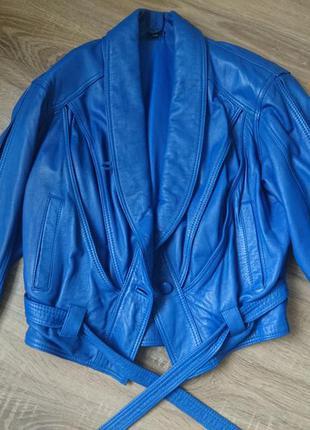 Кожаная куртка1 фото