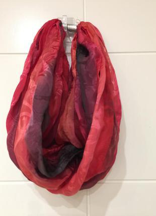 Шарф платок хомут3 фото