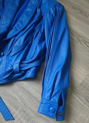 Кожаная куртка3 фото