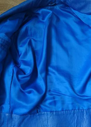 Кожаная куртка4 фото