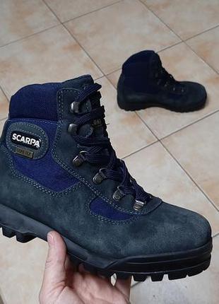Трекинговые ботинки,кроссовки scarpa (скарпа)1 фото