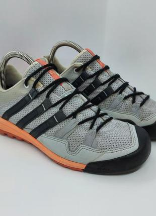 Треккинговые кроссовки adidas terrex solo оригинал
