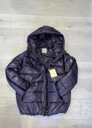 Зимняя женская куртка по скидке! распродажа! оверсайз. свободная.
