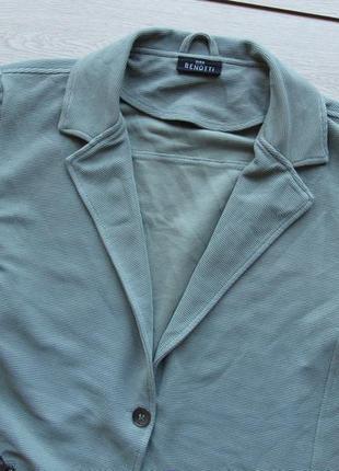 Пиджак жакет в рубчик от gina benotti3 фото