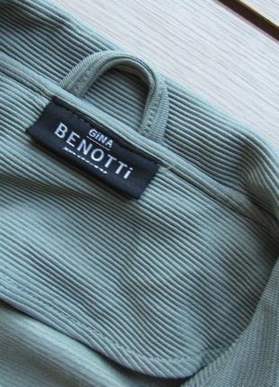 Пиджак жакет в рубчик от gina benotti5 фото