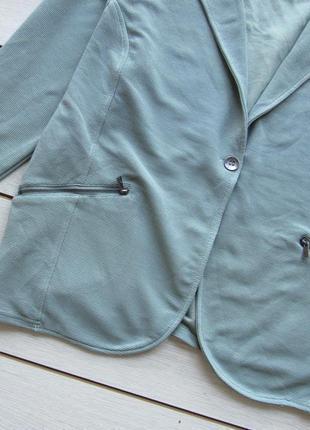 Пиджак жакет в рубчик от gina benotti4 фото