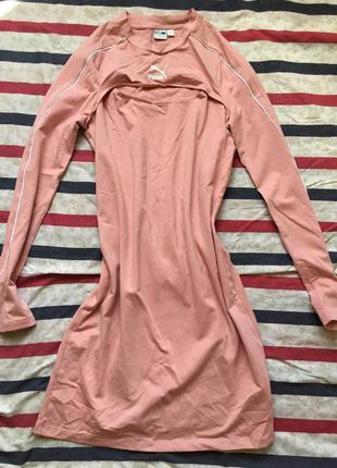 Платье новое puma