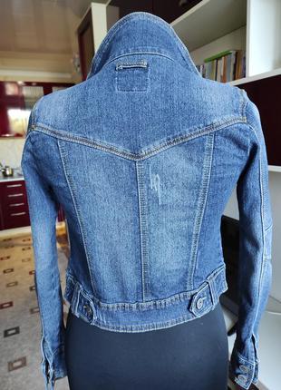 Джинсова курточка4 фото