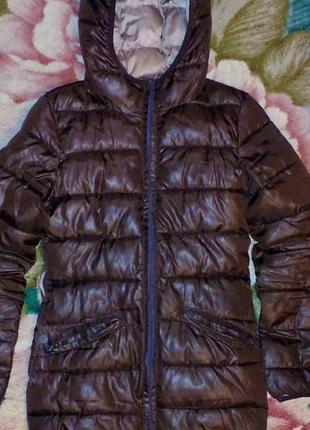 Пальто на синтепоне oggi