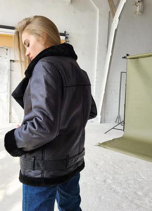 Зимняя косуха6 фото