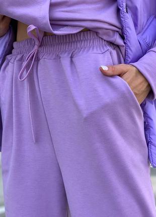 Костюм 3в1 штаны+кофта+жилетка3 фото