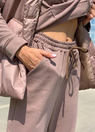 Костюм 3в1 штаны+кофта+жилетка6 фото