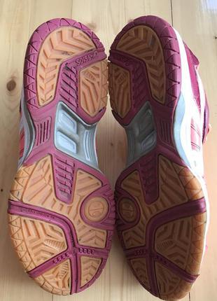Волейбольные кросовки asics gel rocket розмір 42 встилка 26,5 см4 фото