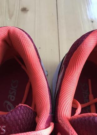 Волейбольные кросовки asics gel rocket розмір 42 встилка 26,5 см6 фото