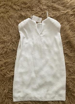 Классное универсальное платье zara