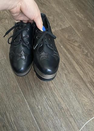 Осенние ботиночки2 фото