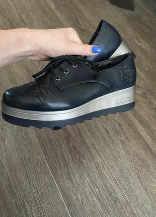 Осенние ботиночки3 фото
