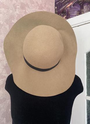 Top shop шляпка 100% шерсть2 фото