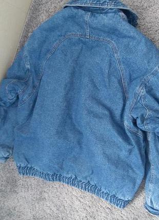 Куртка. джинсовка2 фото