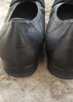 Туфли кожа 41р5 фото