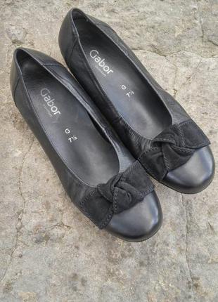 Туфли кожа 41р2 фото
