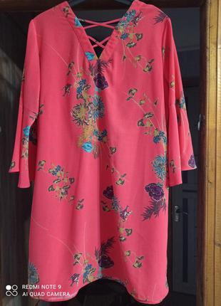 Нарядное платье большого размера2 фото