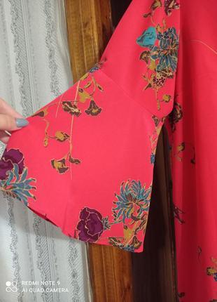 Нарядное платье большого размера3 фото