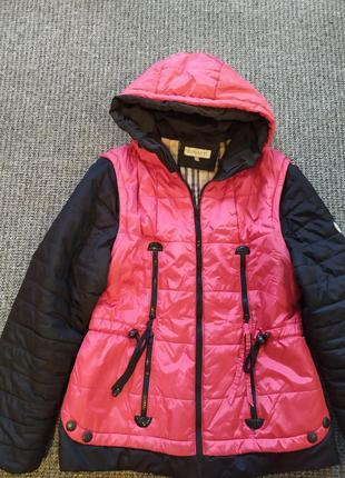 Куртка на синтапоне5 фото