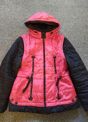 Куртка на синтапоне1 фото