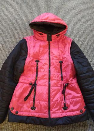 Куртка на синтапоне3 фото