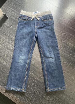 Детские джинсы на флисе old navy