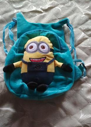 Рюкзак миньон