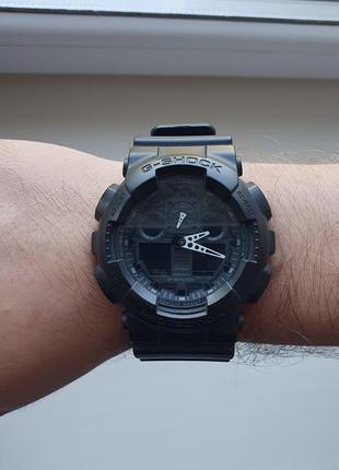Чоловіший годинник casio g-shok ga 100