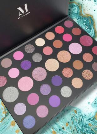 Палетка теней morphe 39s such a gem artistry eyeshadow palette