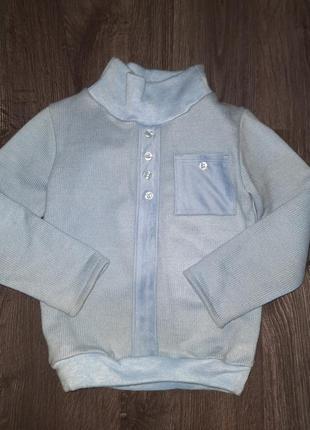 Тёплый свитер на 4 года