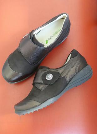 Німецькі ортопедичні туфлі waldlaufer