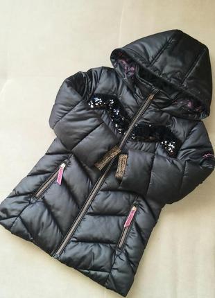 Демисезонная курточка 122р.