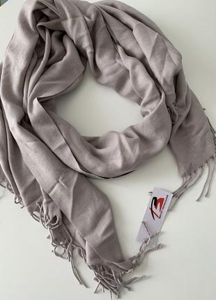 Кашемировый шарф в.черкасский